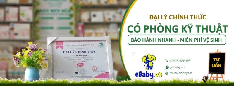 Máy hút sữa ở Quy Nhơn - 301 Hoàng Văn Thụ