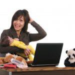 Cảm giác của mẹ khi quay trở lại làm việc sau khi sinh