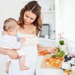 Các giai đoạn mẹ có thể giảm cân sau khi sinh
