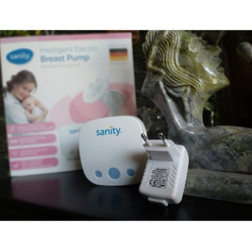 Củ sạc máy hút sữa Sanity đơn
