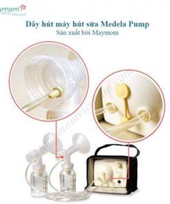phụ kiện máy hút sữa medela pump maymom