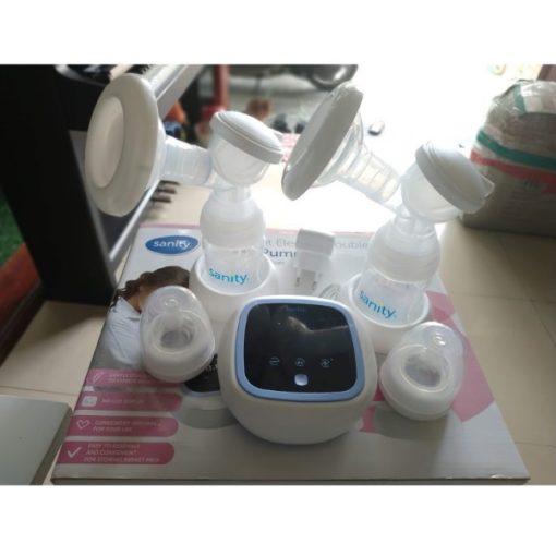 Dây sạc USB máy hút sữa Sanity đôi