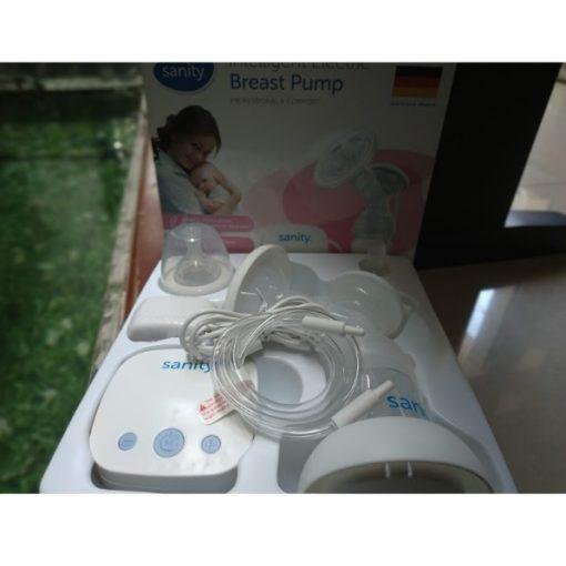Đệm massage máy hút sữa Sanity đơn