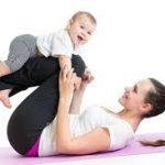 Cách giảm cân sau khi sinh con mà không cần tập thể dục