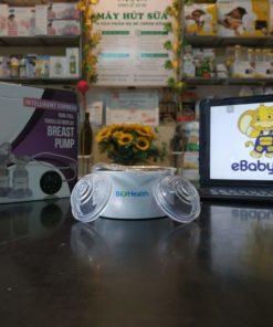 màn hút máy hút sữa Biohealth điện đôi