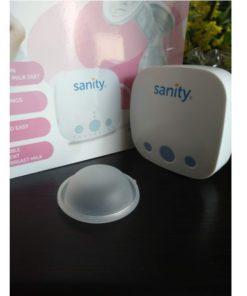 Màn hút máy hút sữa điện sanity đơn