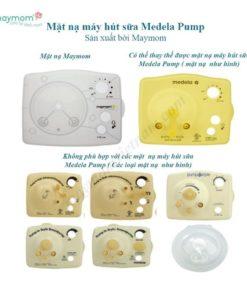 Mặt máy hút sữa Medela Pump (maymom)
