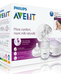 Máy hút sữa điện đơn Philip Avent SCF332