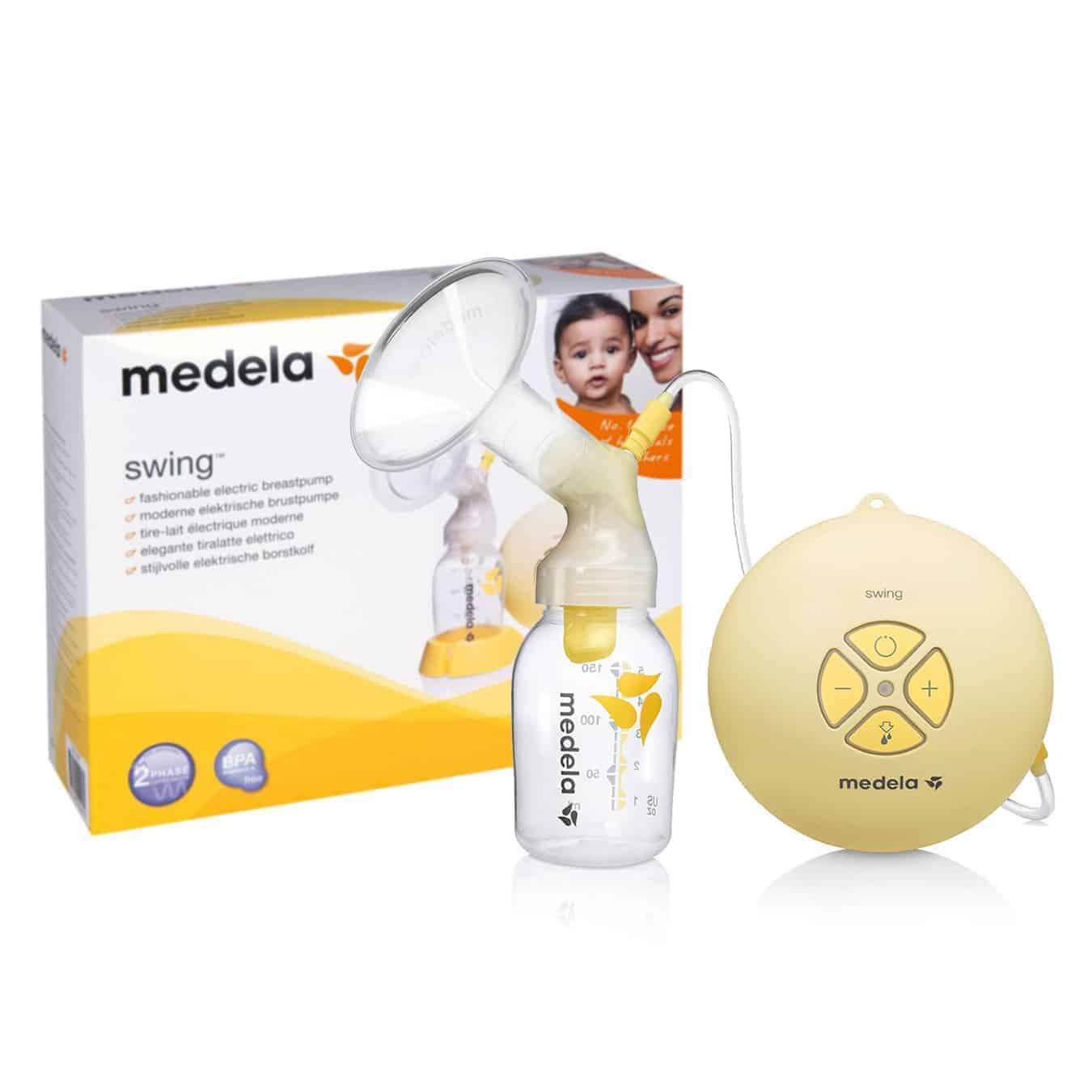 Máy hút sữa điện đơn Medela Swing
