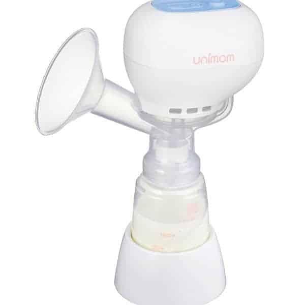 Máy hút sữa điện đơn Unimom K-pop Eco