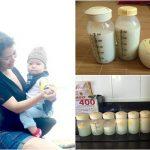 """Nữ cảnh sát """"mách nước"""" cách duy trì và bảo quản sữa mẹ khi đi làm"""