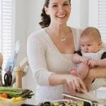 Mẹo hay giảm cân cho các mẹ mà không cần tới phòng tập