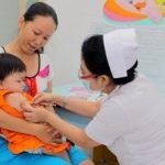 Hướng dẫn tiêm phòng cho bé sau 1 tuổi