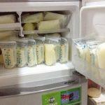 Sữa mẹ không bảo quản đúng cách thì cũng bỏ đi