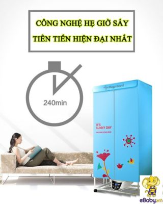 Tủ sấy áo quần Đà Nẵng