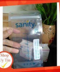 Túi trữ sữa Sanity chính hãng